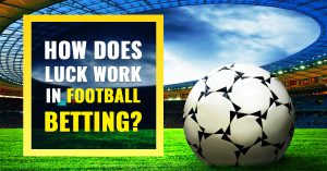 betting in football